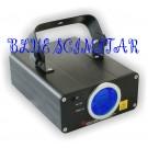 Effetto laser discoteca - BLUE SCIMITAR