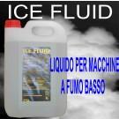 ICE Fluid - Liquido macchina per il fumo basso