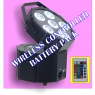 -BAT LED 6X18W- RGBWA+UV Full Colour