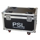--FLIGHT CASE PER 4 MOTOR PANEL