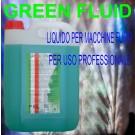 Green Fluid Liquido macchina per il Fumo Professionale