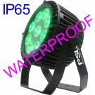 BAT RAIN SPOT LED 9X10W- RGBWA Full Colour IP65