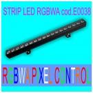 INSTRIP LED 18/15W  RGBWA PIXEL CONTROL