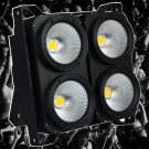 LED BLINDER 4 - WHITE LIGHT