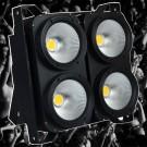 LED BLINDER 4 - WHITE LIGHT