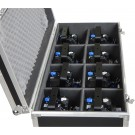 ---FLIGHT CASE PER 8 STAGE SPOT LED