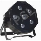 BAT LED 6X4W- RGBW SPOT