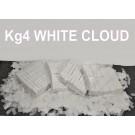 WHITE CLOUD (CORIANDOLI BIANCHI ) da utilizzare solo in  macchine lancia coriandoli